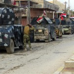 Iraqi forces continue clean-up operation in Ramadi