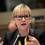 Sweden investigating Israeli death threats against its foreign minister