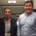 British hostage hails the photo he posed for with EgyptAir hijacker