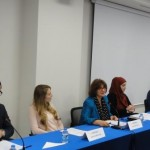 WOMEN, WATER AND PEACE: SFG Conference