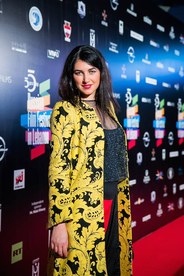 General Director and producer of the festival Mrs. Maria Ivanova,