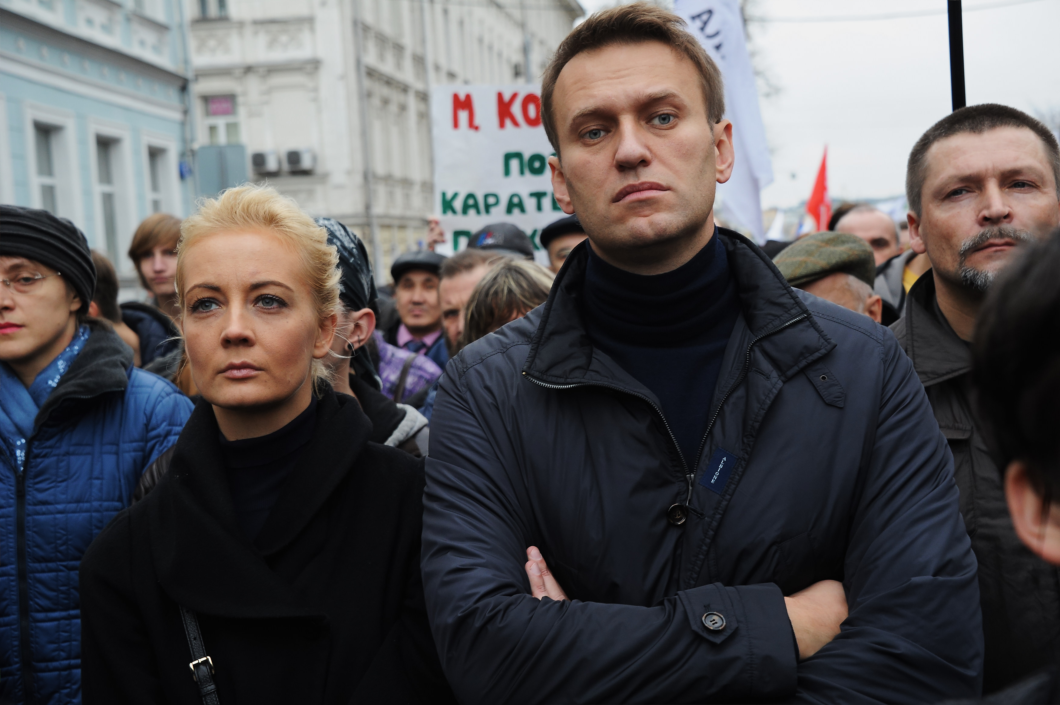 Russian opposition leader Alexei Navalny secures backing ...