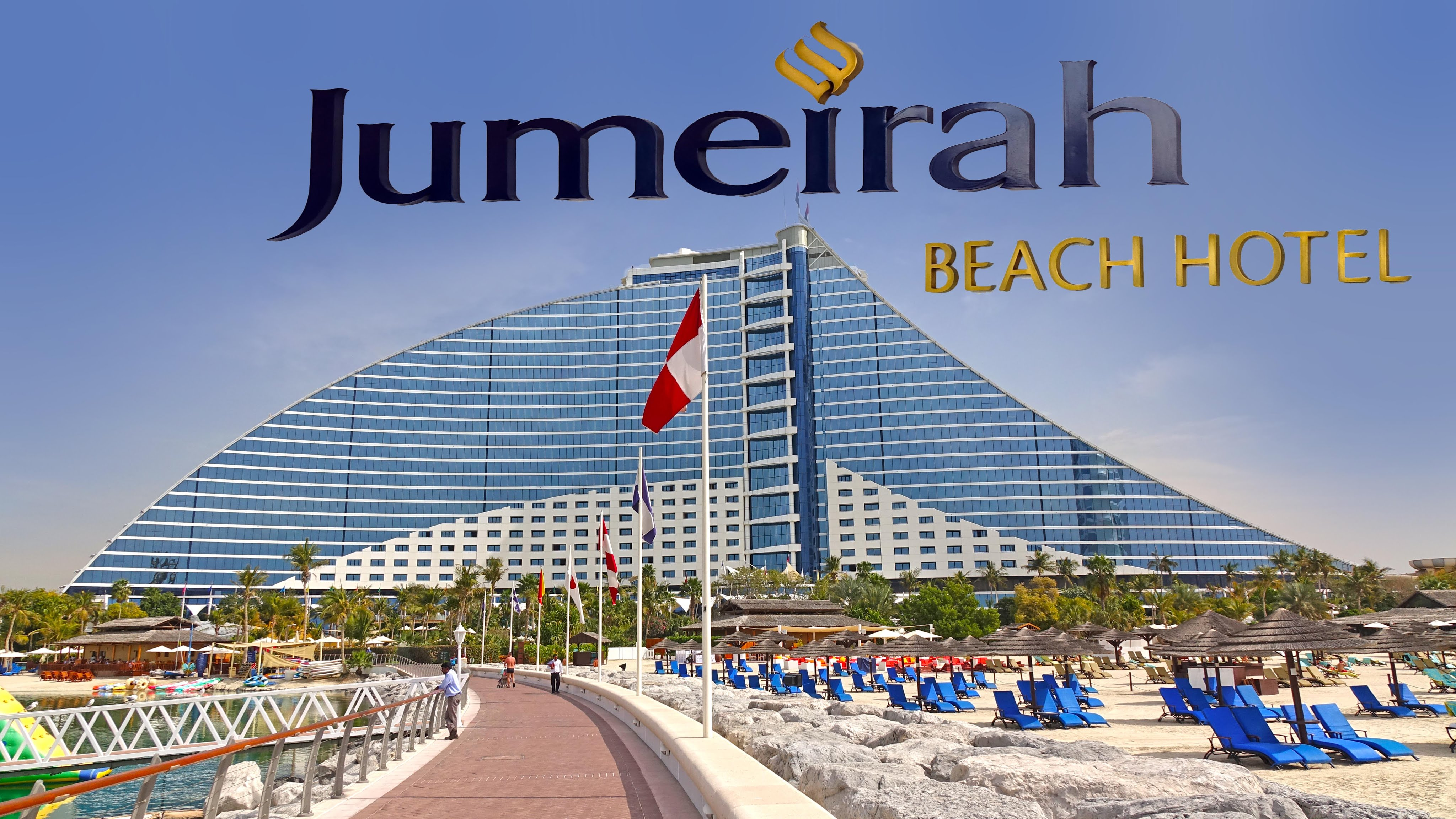 Jumeirah Beach Hotel To Undergo Major Makeover In Summer 2018 The Levant News