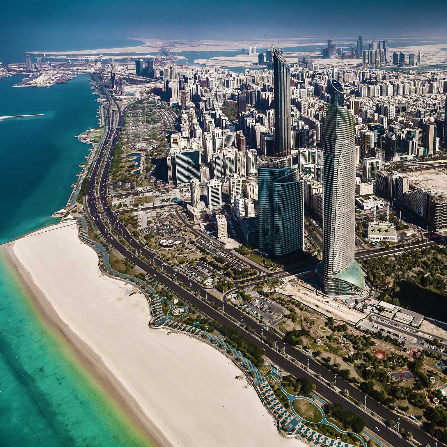 In Abu Dhabi, is there prosperity to be found beyond oil